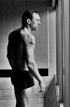daniel craig...for a million times I pin it, my mind gets naughtier..n naughtier