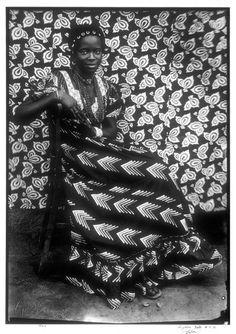 Mali. Photographer : Seydou Keita (1921-2001)