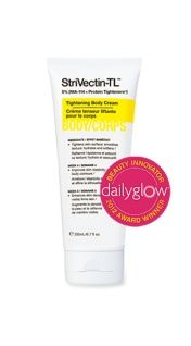 Try our TL Tightening Body Cream for all over smoother, tighter skin!