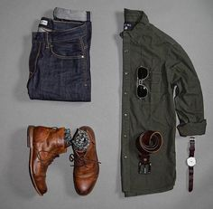 New style casual chic homme menswear ideas Mode Outfits, Casual Outfits, Fashion Outfits, Fashion Hair, Fashion Clothes, Stylish Men, Men Casual, Casual Chic, Only Shirt