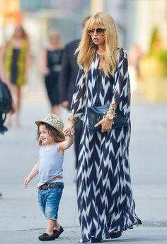 Rachel Zoe Pregnant celebrity stylist Rachel Zoe takes her son Skyler out in New York, New York on September 11, 2013.