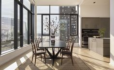 When Thomas Juul-Hansen was charged with designing Chelsea's latest residential addition, 505 W 19th Street, he came face-to-face with New York City's celebrated High Line running straight through the middle of his project. The New York-based Danish de...