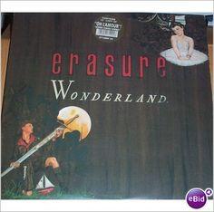 """Erasure - Wonderland LP record album + Oh L'amour 12"""" - STUMM 25 on eBid United Kingdom"""