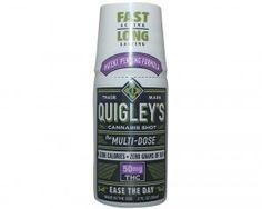 Quigley's Cannabis Shot