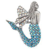 Kirks Folly Sea Dream Mermaid Pin