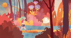 Ultra-book de clarabeluga Portfolio : Illustration jeunesse