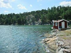 Stokckholm archipelago skärgård