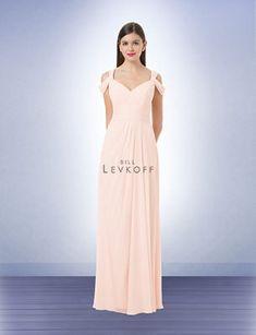 Find at Eva's Bridal Center! http://evasbridalcenter.com/  Bridesmaid Dress Style 1201 - Bridesmaid Dresses by Bill Levkoff