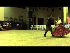 1ºLugar Dança de Salão Cat. Adulto - Chamamé - Rodeio Francisco Beltrão ...