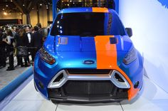 2015 Ford Transit Connect | Ford Transit Connect Hot Wheels SEMA 2013 Photos