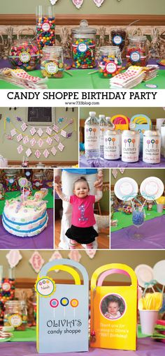 DIY Candy Shoppe Bir