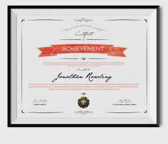 As a token of appreciation and excellent certificates are awarded to deserving recipients in different environments – schools, colleges, offices, clubs etc. Being the recipient of a certificate is… Create Certificate, Certificate Design Template, Award Certificates, Birth Certificate, Chopard, Durga, Social Security, Editorial Design, Gifts For Kids