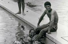 Ursula Andress & Jean-Paul Belmondo