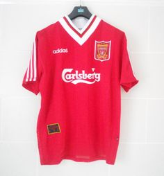 the best attitude 9c53d 6a2db Liverpool FC Home and Away Shirts