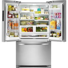 Kenmore 28 cu. ft. French Door Refrigerator - Stainless Steel 70413
