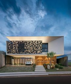 Modern Exterior House Designs, Modern Architecture House, Modern House Design, Amazing Architecture, Exterior Design, Mud House, Luxury Real Estate, Home Fashion, Beautiful Homes