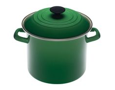 le creuset. Of course I want mine in the reddish color.