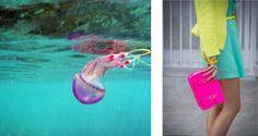 Thrifted & Modern Blog--- Fashion Color Forecast: Jellyfish!