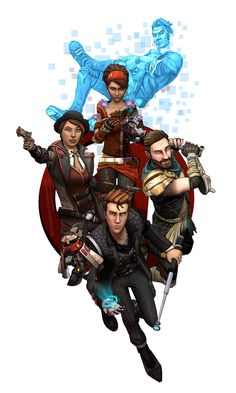 tales from the borderlands | Tumblr