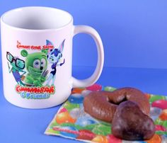 New Product: Limited Edition: Gummibär & Friends Mug Shops, Friend Mugs, Etsy Shop, New Product, Your Favorite, Friends, Tableware, Beverages, Amigos