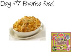 """""""Day #7 Favorite Food"""" by ranah0397 on Polyvore"""
