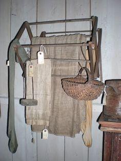Secador de ropa - old dryer
