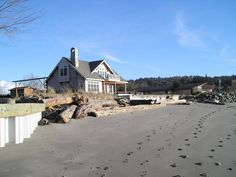 House Vacation Al In Maxwelton Beach From Vrbo