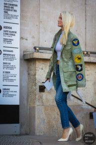 STYLE DU MONDE / Paris SS 2017 Street Style: Kate Davidson Hudson  // #Fashion, #FashionBlog, #FashionBlogger, #Ootd, #OutfitOfTheDay, #StreetStyle, #Style