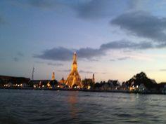 แม่น้ำเจ้าพระยา (Chao Phraya River) in พระนคร, กรุงเทพมหานคร