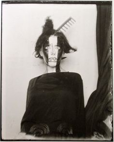 Man Ray: Bronislava Nijinska, Paris, c.1922