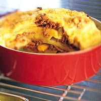 Recept - Lasagne van koolraap en prei - Allerhande