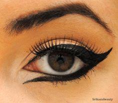 brikasia: Makeup Flashback!