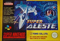 Super Aleste / Space Megaforce (SNES)
