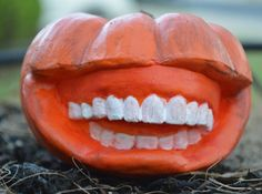 YUP YUP a country pumpkin by Rubbaduck on Etsy, $35.00
