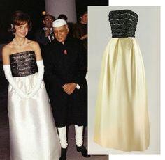 Noble y Real: Invitada de honor: el vestuario de una Primera Dama