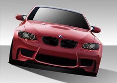 Duraflex 08-13 BMW M3 E90 E92 E93 1M Look Front Bumper Cover Kit Bmw M3 E90, 2013 Bmw M3, The Body Shop, Volkswagen Golf, Carbon Fiber, 1 Piece, Cover, Kit, Car Repair