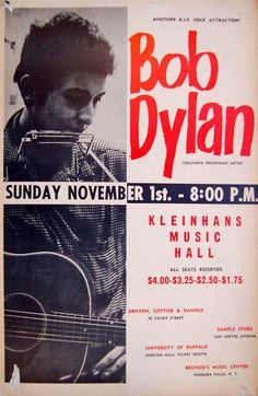 Vintage Concert Posters - Buy or Sell Concert Posters