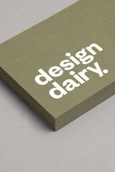 Design Dairy