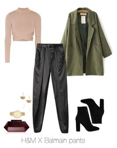 """""""Untitled #34"""" by daequelbrown on Polyvore featuring Jonathan Simkhai, Lipsy, Sparkling Sage and Skagen"""