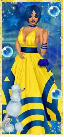 Pretty Aka Sorority, Sorority Life, Sorority And Fraternity, Royal Blue And Gold, Blue Gold, Divine Nine, Sigma Gamma Rho, French Poodles, Sister Friends