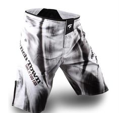 PunchTown Frakas Fight Shorts Fury in the Flesh