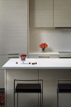 Beautiful color on the cabinets #Poggenpohl #Kitchen #Modern Poggenpohl Atlanta