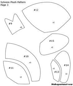 Sylveon Plush Pattern Page 3 by MakePastaNot-War