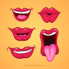 Discover the best free resources of Cartoon Mouth Tooth Cartoon, Cartoon Mouths, Cartoon Faces, Cartoon Drawings, Cartoon Smile, Drawing Tips, Drawing Tutorials, Teeth Images, Lips Sketch