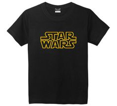 Unisex T-shirt with STAR WARS Pattern