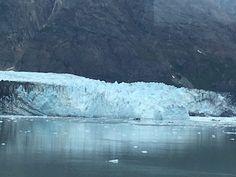 Glacier Bay Nat Pk - View from Observation Deck