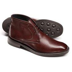 Burgundy Fenton chunky brogue shoes   Shoes   Pinterest   Men's ...