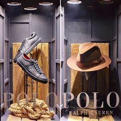 "SELFRIDGES, London, UK, ""Inspired by Shakerspeare's Globe Theatre"", for POLO Ralph Lauren, pinned by Ton van der Veer"