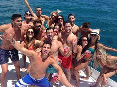 The Pros having fun in Hawaii !!!