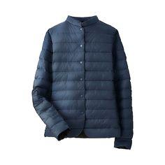 WOMEN Ines Ultra Light Down Jacket (3 colours) uniqlo 45
